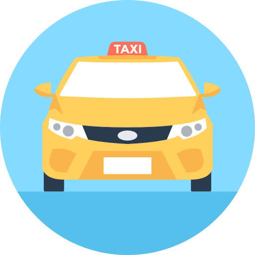 Fancy Elementor Flipbox Taxi Image
